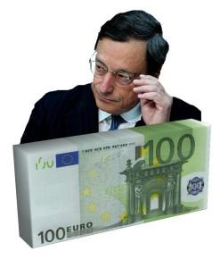 Draghi bajo presión