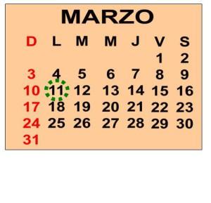 MAR 11