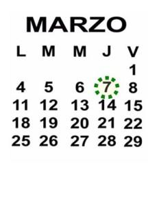 MAR 7