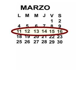 week MAR 11