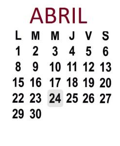 ABRIL 24 2013