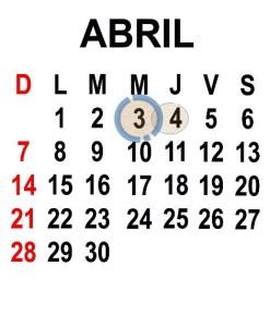 ABRIL 3 2013