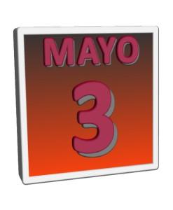 MAYO 3