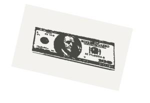 USD bill para minituara