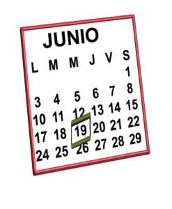 19 junio