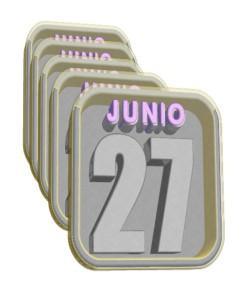 27 junio