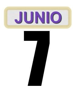 7 junio