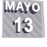 MAYO 13 2013