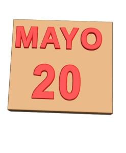 MAYO 20 2013