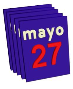 MAYO 27 2013