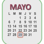 MAYO 29 2013