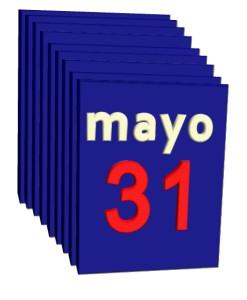 MAYO 31 2013
