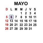 MAYO 6 2013