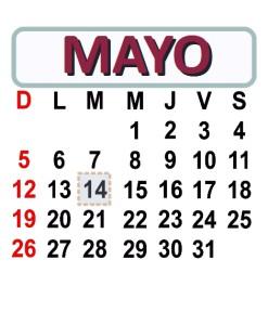 Mayo 14 2013