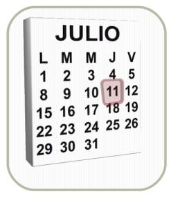 JULIO 11