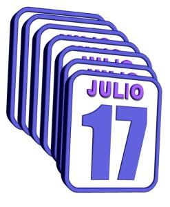Julio 17