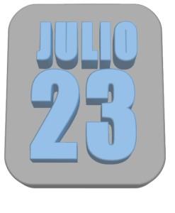 Julio 23