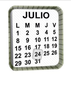 Julio 24