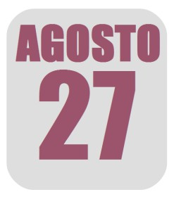 agosto 27