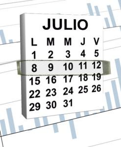 week 8 al 12 de julio