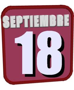 septiembre 18