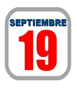 septiembre 19