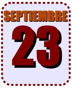 septiembre 23