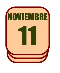 noviembre 11
