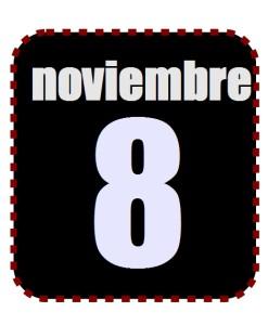 noviembre 8