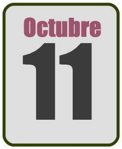octubre 11