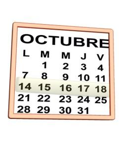 octubre 14 al 18