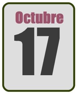 octubre 17
