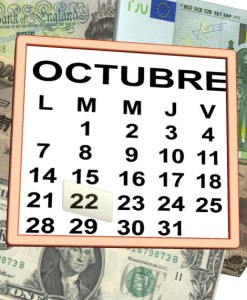 octubre 22
