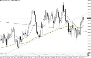 NZD/USD - día