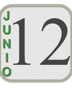 12 junio
