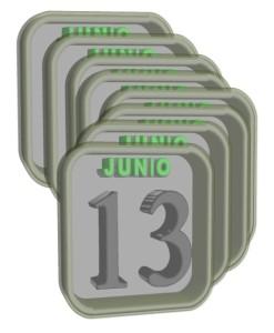 13 junio