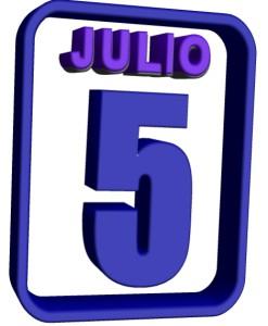 Julio 5