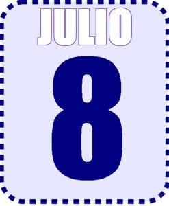 Julio 8
