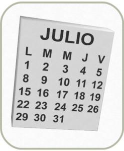 Julio mes