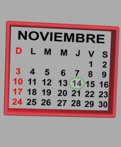 noviembre 14