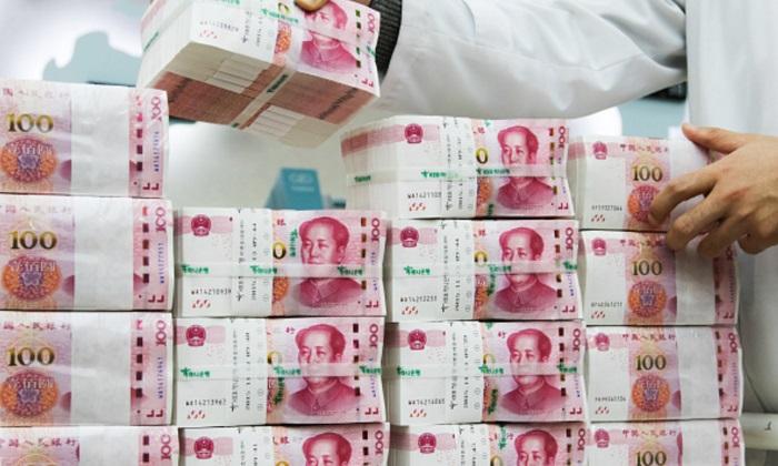 yuan-billetes-montones