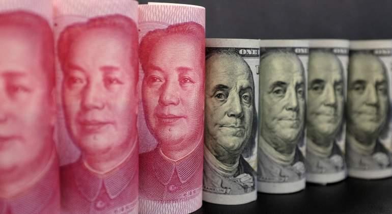 yuan-dolar-billetes