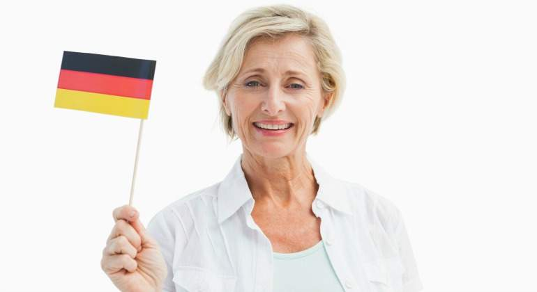 mujer-bandera-alemana
